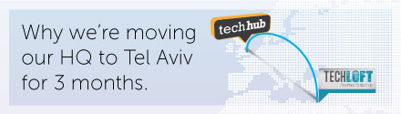 Why we've moved our company HQ to Tel Aviv for 3 months.