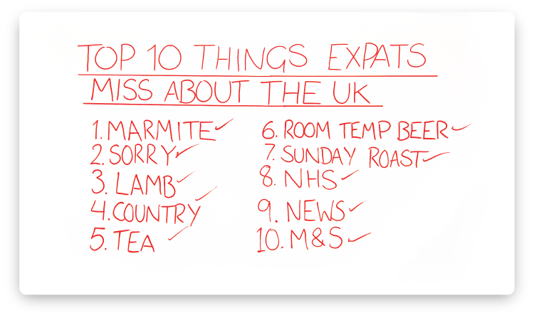 things-expats-miss-about-uk