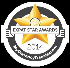 Expat Star Awards - Winners