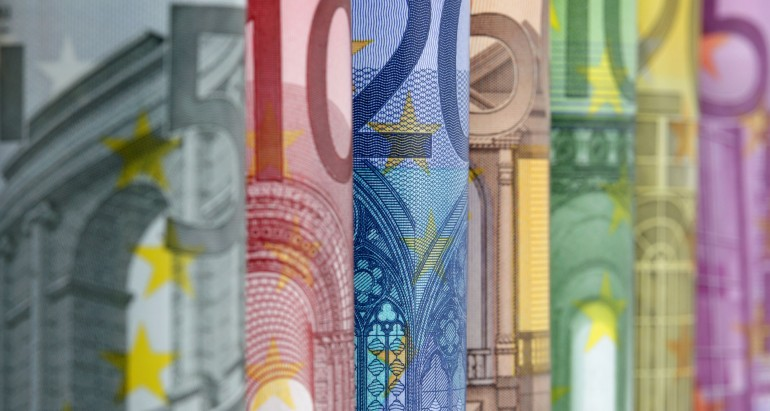 Currency Counts - Euros
