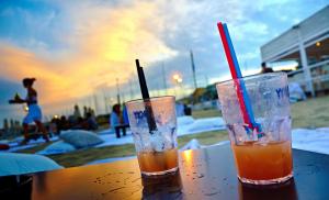 party sunrise